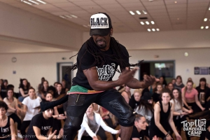 TopUp Dancehall Camp 2016