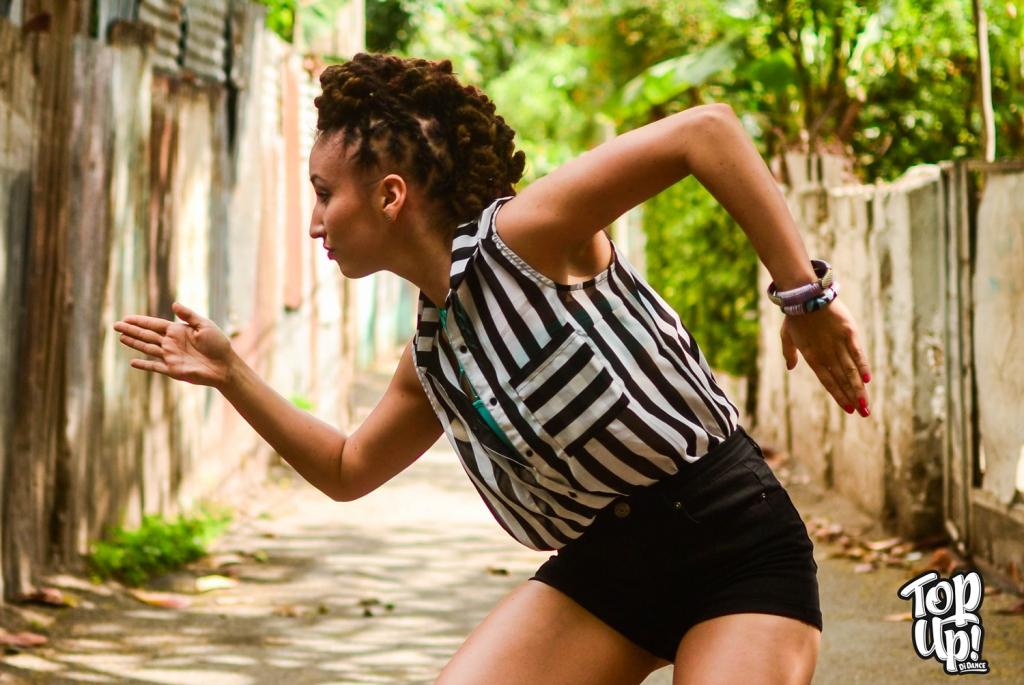 Swaggi Maggi Dancehall Class